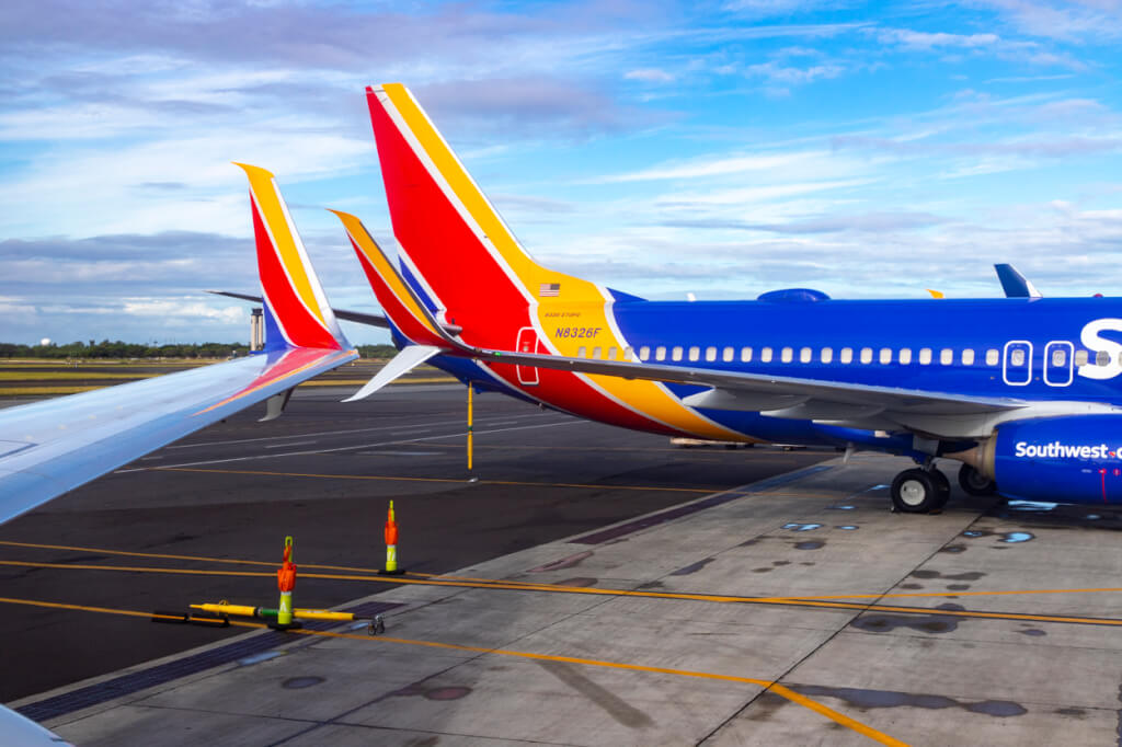 Enter to Win Big Prizes From Southwest!