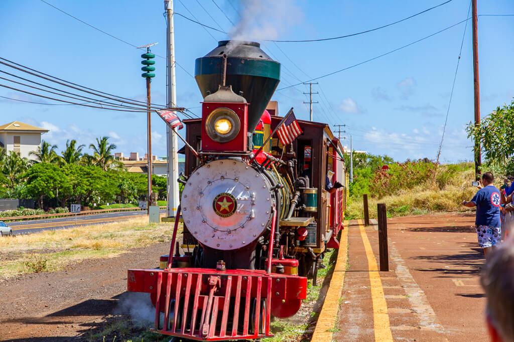 Maui Sugar Cane Train is For Sale