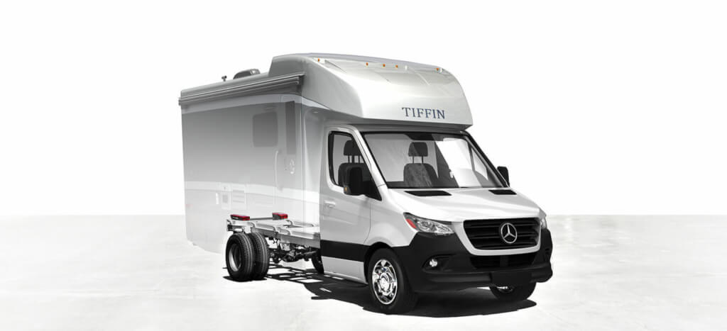 Best Diesel Option: Tiffin Wayfarer