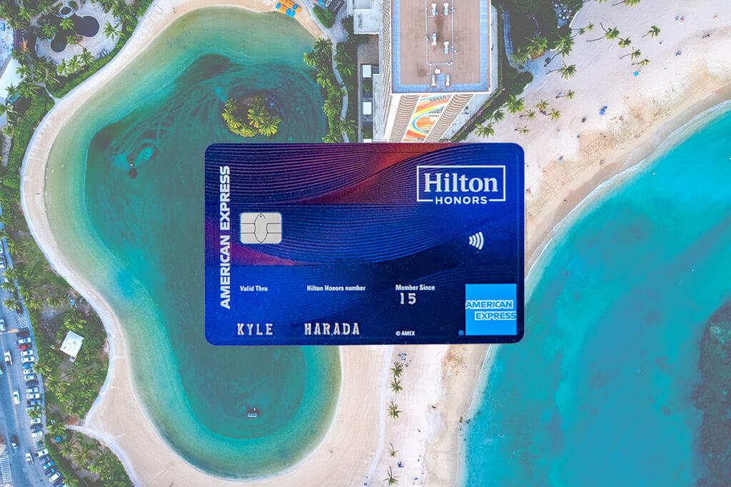 My American Express Hilton Aspire Saga