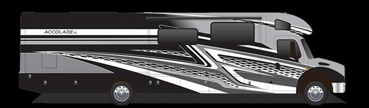 accolade xl grey lightning diesel class c