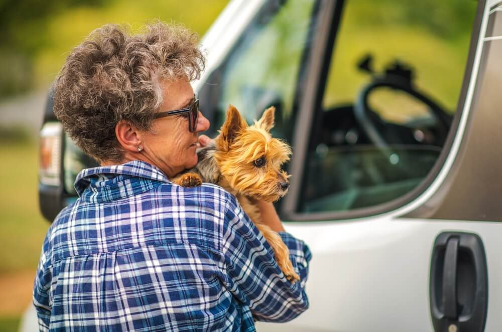 Best Class C RV for Dogs