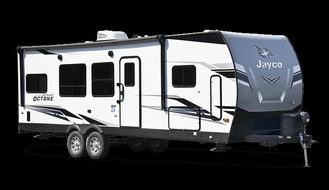 2022 jayco compact toy hauler