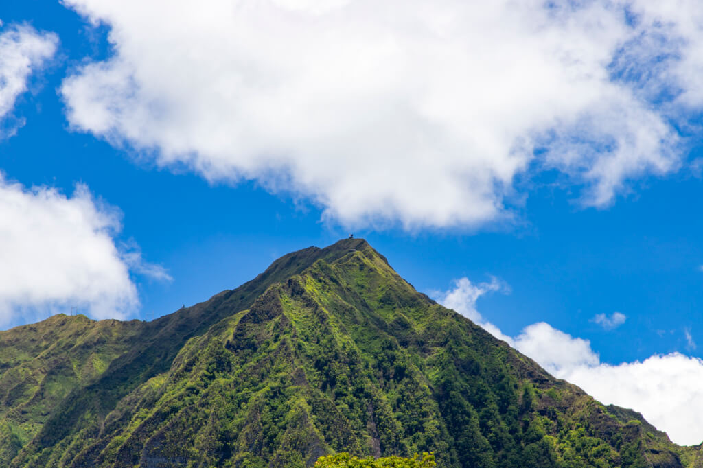 Honolulu City Council Votes to Remove Haiku Stairs