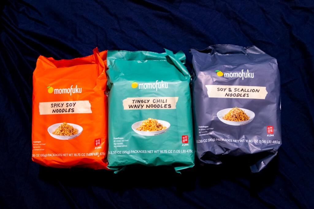 Momofuku Instant Noodles