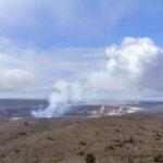 Kilauea Quietly Begins Erupting Again