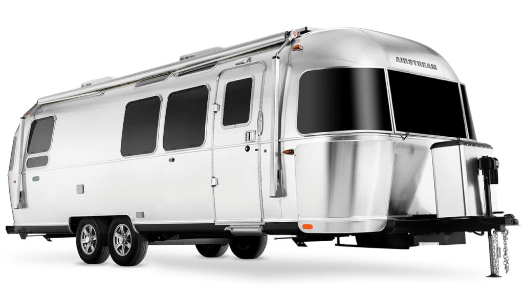 airstream luxury travel trailer