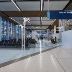 The New Honolulu Airport Mauka Concourse