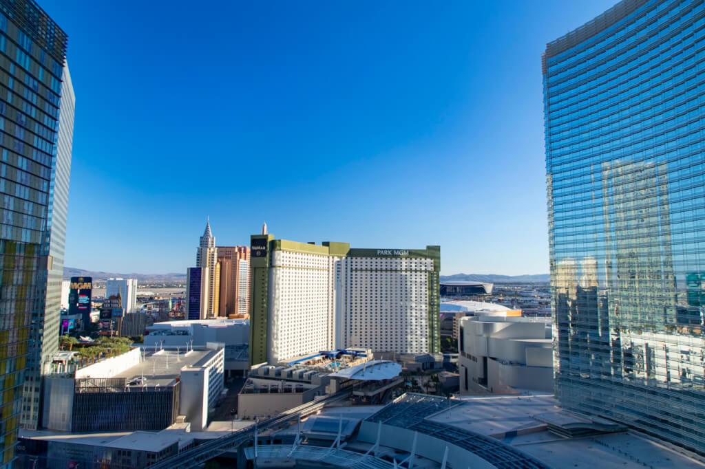 Vegas + Irvine Trip