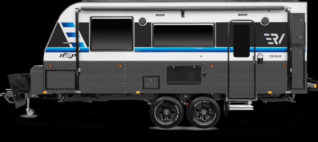 erv travel trailer