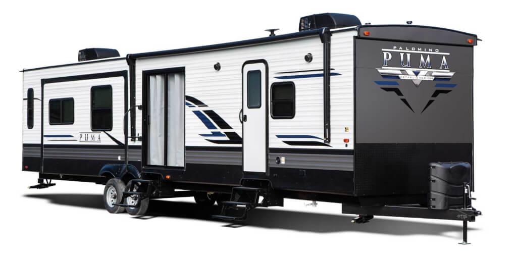 puma luxury travel trailer